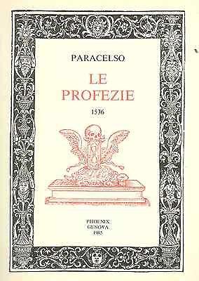 Le Profezie di Paracelso
